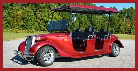 Golf Cart Star Roadster